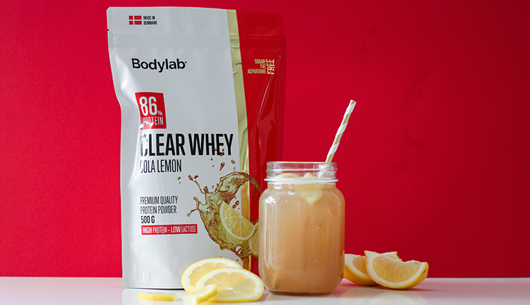Bodylabs Clear Whey Cola Lemon
