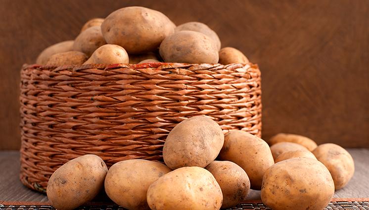 kall potatis kolhydrater