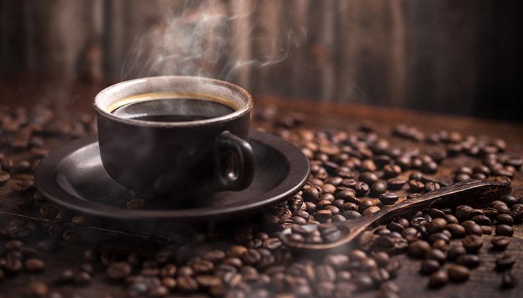 hur mycket koffein finns i kaffe
