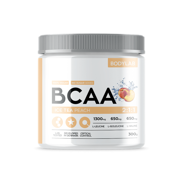 Bodylab BCAA Instant (300 g) - Ice Tea Peach