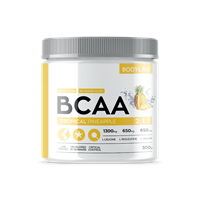 Bodylab BCAA Instant (300 g) - Tropical Pineapple