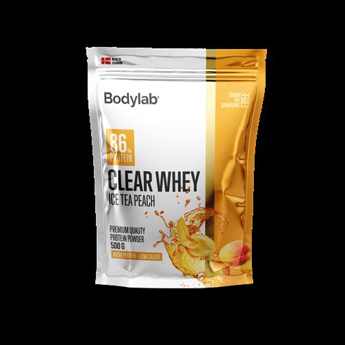 Bodylab Clear Whey (500 g) - Ice Tea Peach