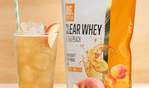 Bodylab - Clear Whey Ice Tea Peach