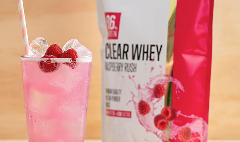 Bodylab - Clear Whey Raspberry Rush