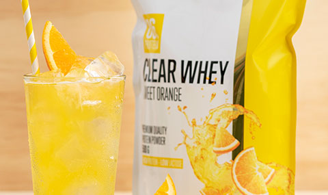 Bodylab - Clear Whey Sweet Orange