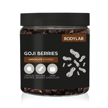 Bodylab Chocolate Covered Goji Berries (150 g)