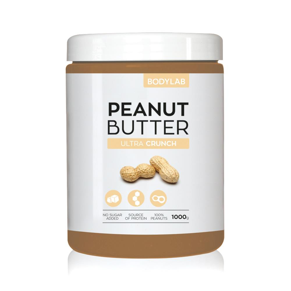Bodylab Peanut Butter (1 kg) - Ultra Crunch