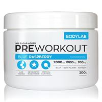 Bodylab Pre Workout (200 g) - Blue Raspberry