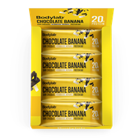 Bodylab Protein Bar (12 x 55 g) - Chocolate Banana