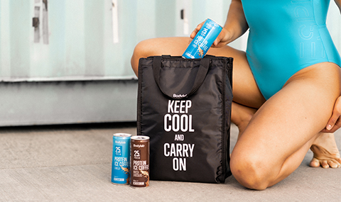 Bodylab - Protein Ice Coffee Cooler Bag