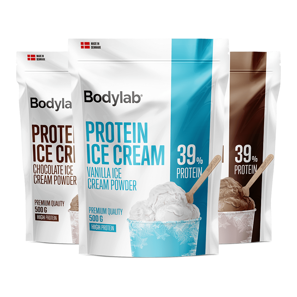 Bodylab Protein Ice Cream (2 x 500 g) - 2-for-1