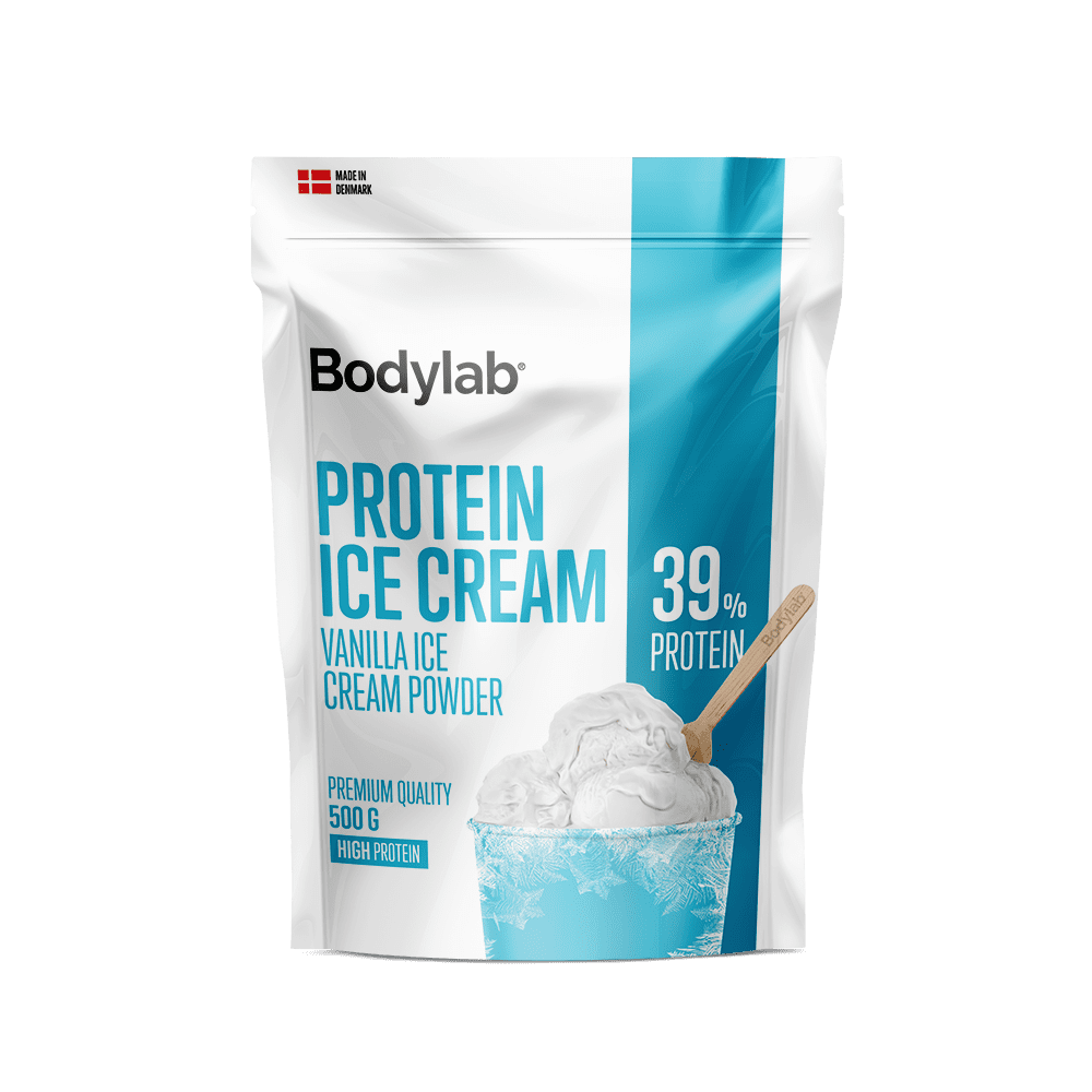 Bodylab Protein Ice Cream Mix (500 g) - Vanilla