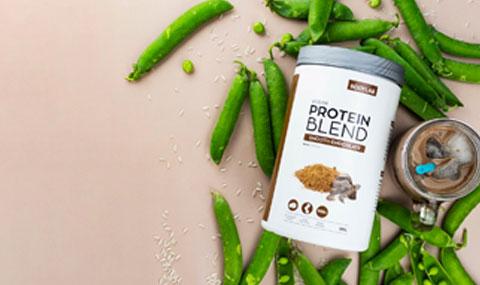 Vegan Protein Blend Shake