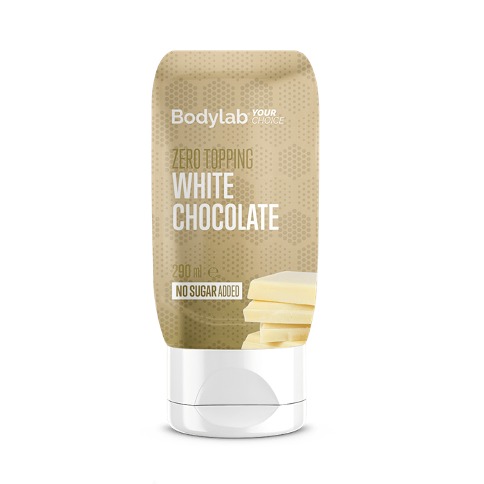 Bodylab Zero Topping (290 ml) - White Chocolate