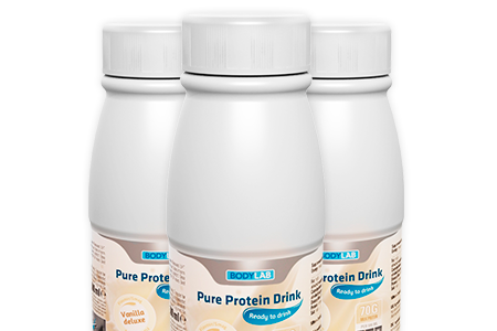 Proteindryck